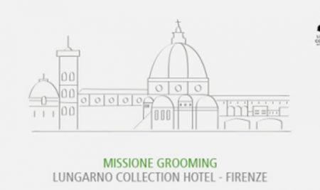 MISSIONE GROOMING: L'EQUIPE RIPAR PER LUNGARNO COLLECTION HOTEL