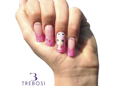 Micropittura unghie con gel art