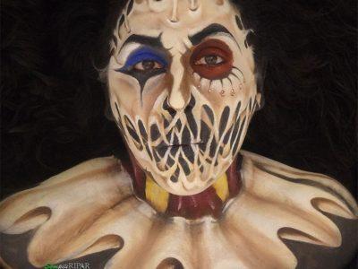 Trucco artistico e body painting