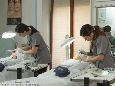 Micropigmentazione sopracciglia con tecniche miste